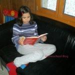Lesen lernen, Homeschool News, Bernice und Jan Zieba