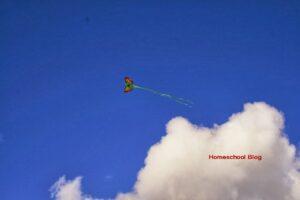Drachen - Kite - Homeschool Blog, Bernice, Jan Zieba