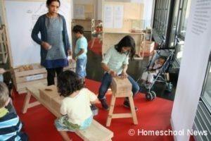 Museum für Urgeschichte(n), Homeschool News, Jan Zieba, Bernice Zieba