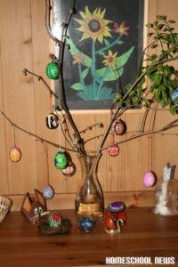 Ostern, Homeschool News, Jan und Bernice Zieba