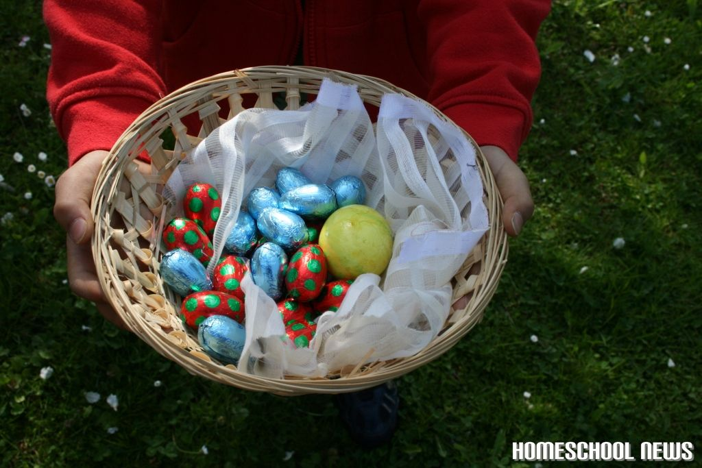 Ostern, Homeschool News, Jan und Bernice Zieba