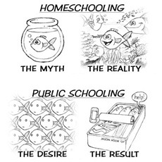 Homeschooling Myth and Reality, Homeschool News, Jan und Bernice Zieba