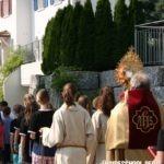 Fronleichnam, Homeschool News, Jan, Bernice Zieba