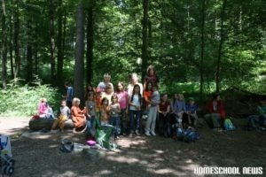 Homeschool-Ausflug, Kinderweg, Homeschool News, Jan und Bernice Zieba