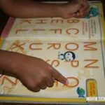Buchstaben lernen, Homeschool News, Jan und Bernice Zieba
