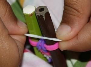 Gummiarmbändchen selber knüpfen, Homeschool News, Jan und Bernice Zieba