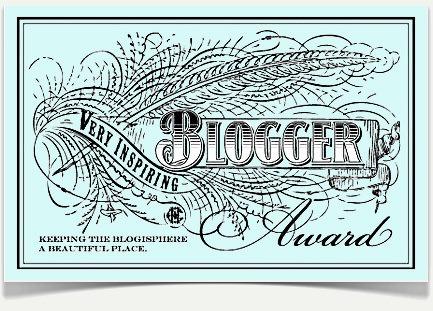Inspiring Blogger Award, Homeschool News, Bernice Zieba, Jan Zieba