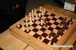 Schach und Homeschooling, Homeschool News, Bernice Zieba, Jan Zieba