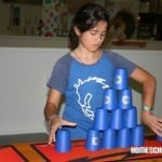Sportstacking, Homeschool News, Jan Zieba, Bernice Zieba