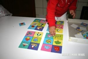 Bilder-Lotto, Bernice Zieba, Homeschool News