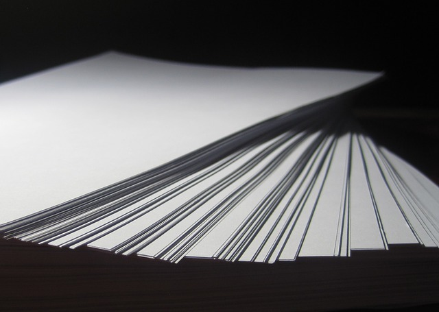 Papier, Paper