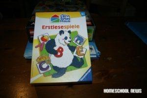 Erstlesespiele zum Lesen und Schreiben lernen