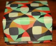 Schachtel aus Papier basteln