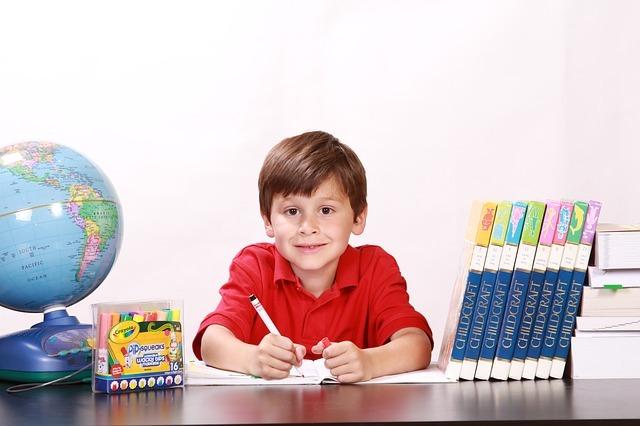 Kind-lernt