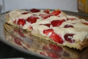 Erdbeertorte, Strawberry Tart
