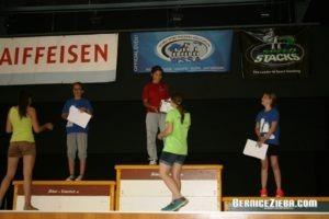 Erster Platz, Sport Stacking