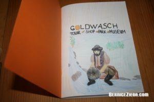 Themaheft Goldwasch