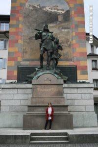 Willhelm Tell Denkmal