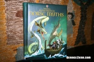 Norse Myths, Illustrated