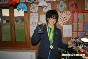 Medallien für Sport Stacking