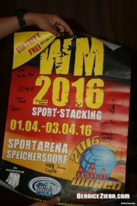 Weltmeisterschaft Sport Stacking