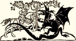 Dragon Slayer, Drachentöter