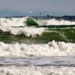 Waves at sea, Bits of Thought, Bernice Zieba