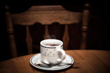 A cup of tea, Bits of Thought, Bernice Zieba