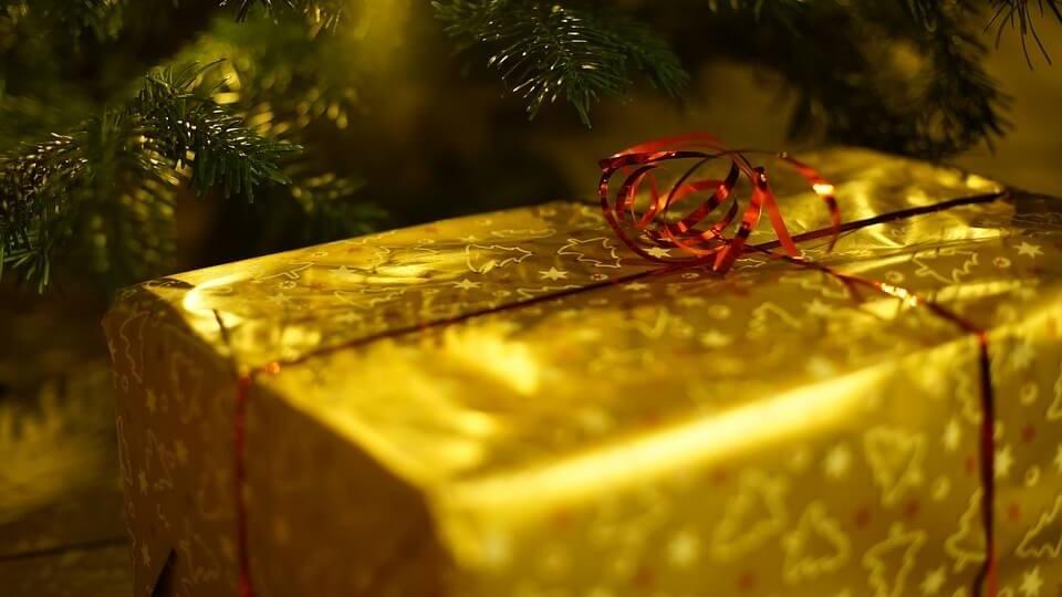 Weihnachtsgeschenk, Christmas Present, Bernice Zieba, Jan Zieba