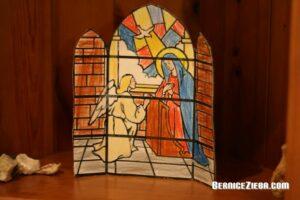Annunciation Day, Bernice Zieba
