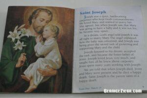 St Joseph's Day, Bernice Zieba