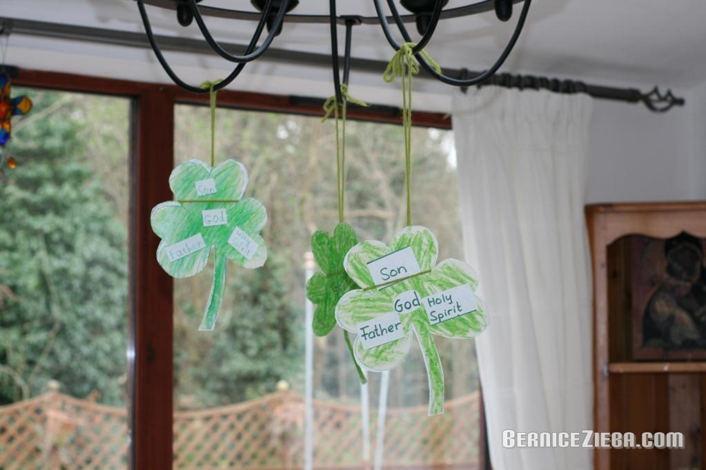 Saint Patrick's Day, Bernice Zieba