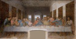 Last Supper, Leonardo Da Vinci, Bernice Zieba