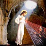 Jesus, Faustyna