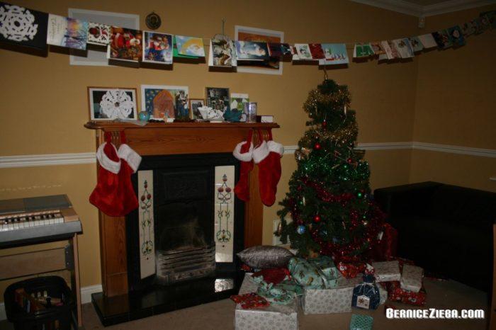 Weihnachten, Christmas, 2017, Bernice Zieba