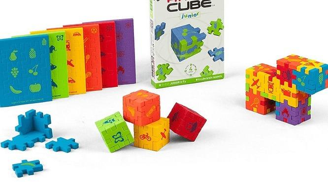Happy Cube, Puzzle