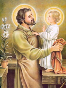 Saint Joseph, Spouse of the Blessed Virgin Mary