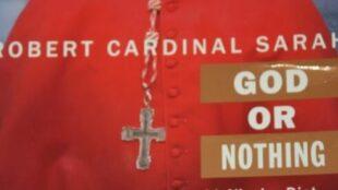 Robert Cardinal Sarah, God or Nothing