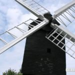 Windmill, Windmühle, Bernice Zieba