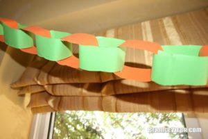 Papierkette, Paper Chain