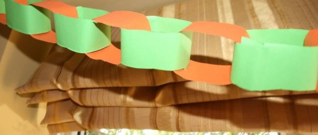Papierkette, Paperchain