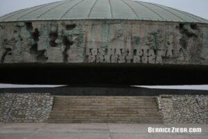 Concentration Camp Majdanek, Konzentrationslager Majdanek, Bernice Zieba