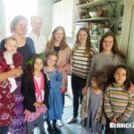 Mit Familie Mailaender