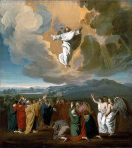 Jesus' Ascension to Heaven