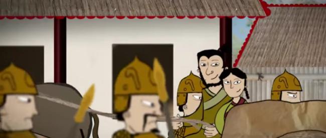 BBC History, Lost Lands, Ancient Civilisations