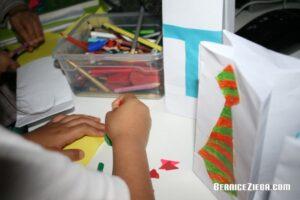 Papiersäcke basteln, Paper Bag Craft, Bernice Zieba