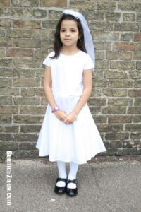 First Communion, Bernice Zieba