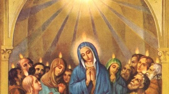 Pentecost-Pfingsten