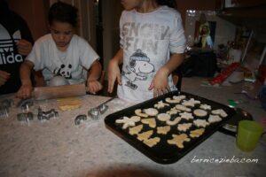 Weihnachtsguetsli, Christmas Biscuits, Bernice Zieba