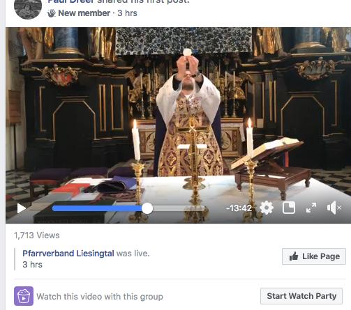 Holy Mass Live